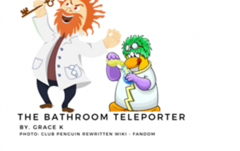 The Bathroom Teleporter