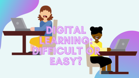 Digital Learning: Difficult or Easy?