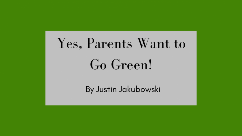 Yes, Parents Want to Go Green