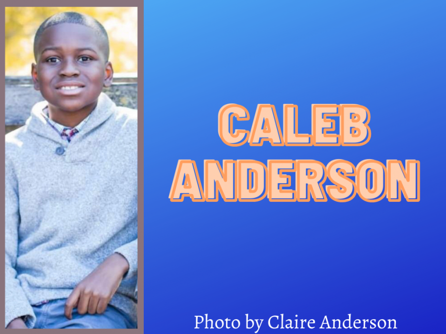 12-year-old Caleb Anderson becomes an undergraduate at the Chattahoochee Technical College.