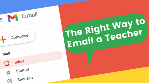 The Right Way to Email a Teacher