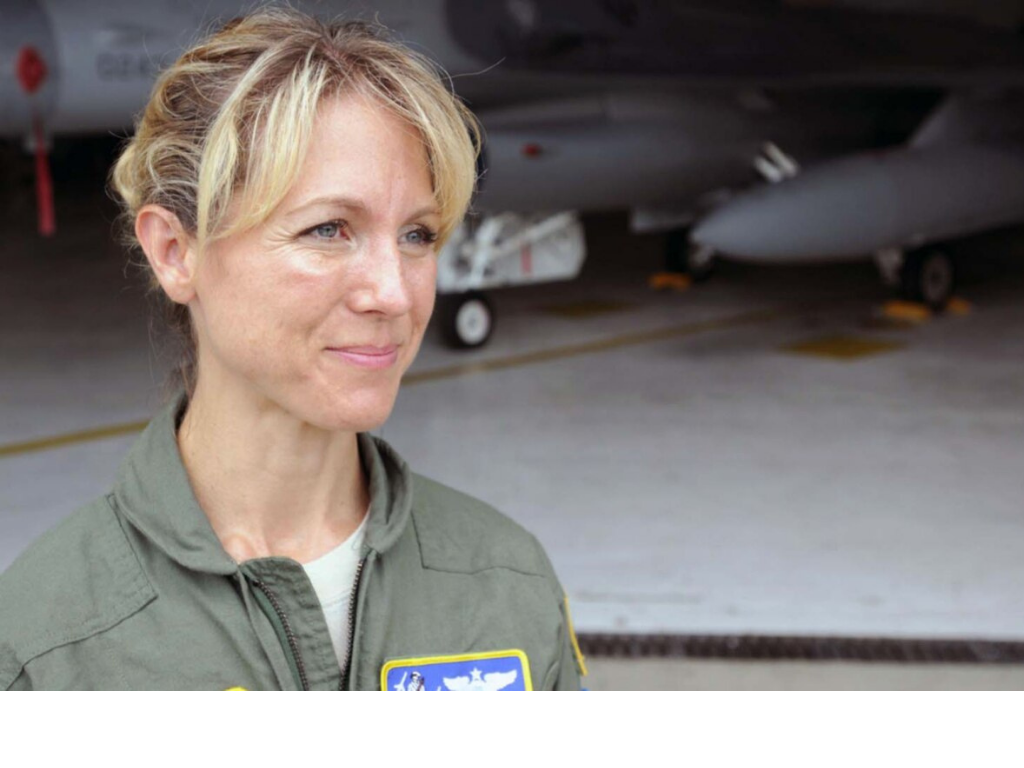 "On that day 25-year-old Heather ""Lucky"" Penney was a new first lieutenant serving as a training officer with the 121st Fighter Squadron of the District of Columbia Air National Guard, based at Andrews Air Force Base outside Washington."